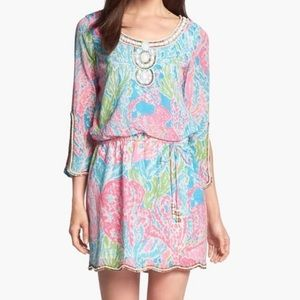 30% OFF! HOLY GRAIL Lilly Pulitzer   Delisa Dress